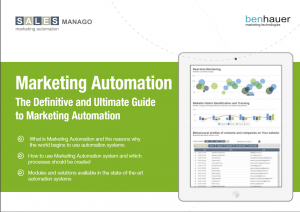 Definitive and ultimate guide to marketing automation