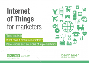 IoT for Marketers